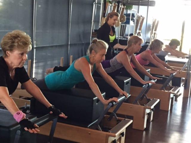 Beginner Pilates Courses
