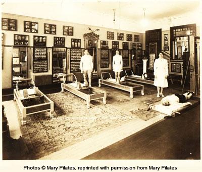 original pilates studio