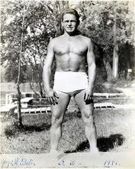 Joseph Pilates photo