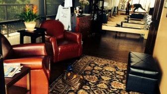 New location studio lobby