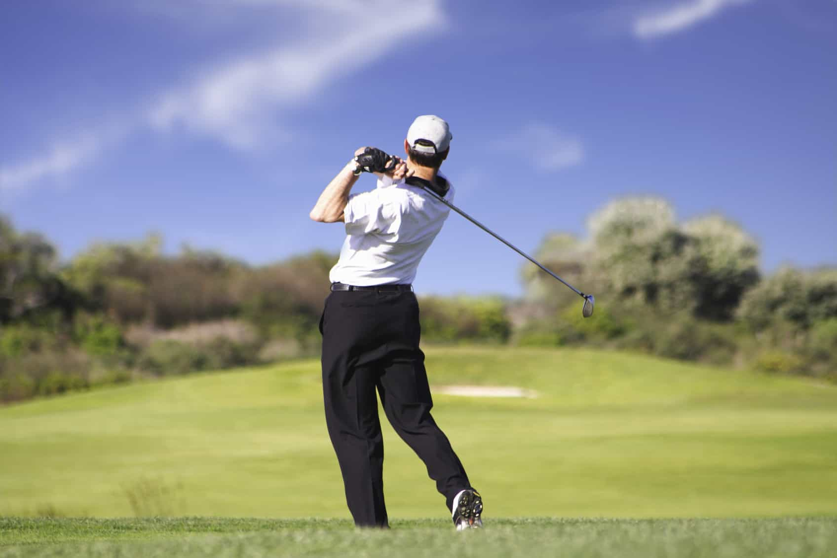 A Pilates Reformer Can Improve Your Golf Swing