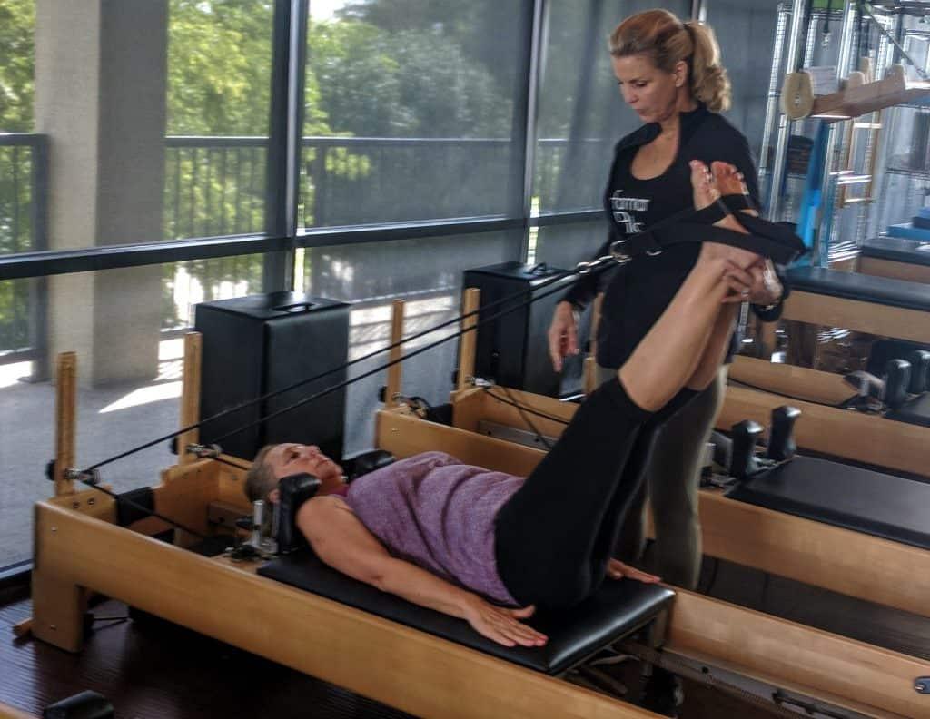 Pilates Reformer MT