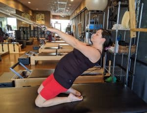 """"""" I'm a Mom with a busy work schedule. Pilates Class is my """"ME"""" time!"""