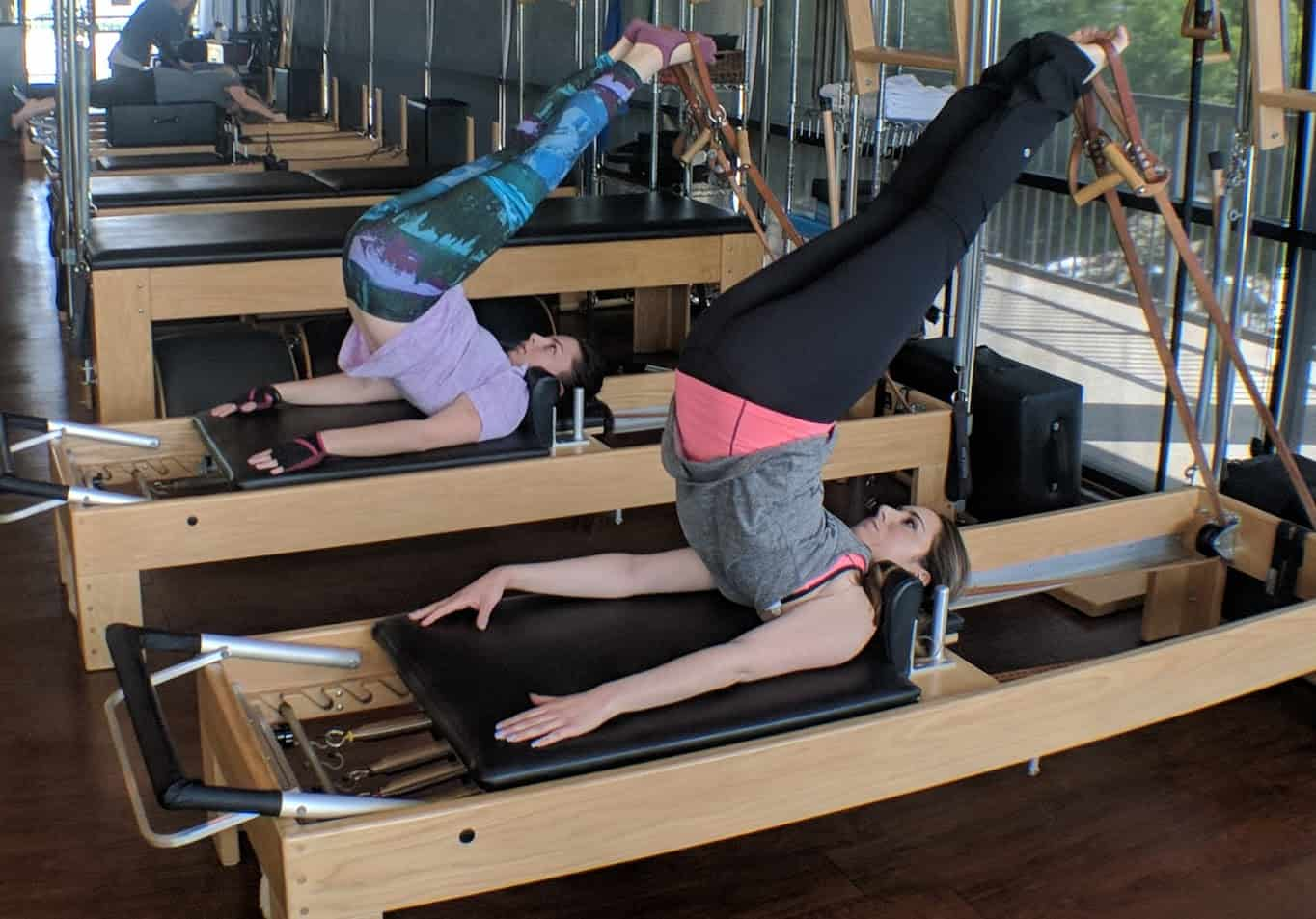 performance pilates semiprivate session
