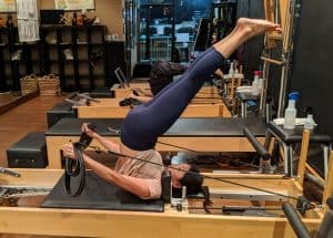 performance pilates private session